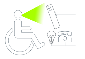 Eye tracking applications: Assistive technology