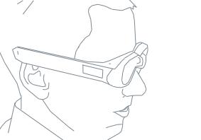 Eyetracking-Anwendung: Simulation